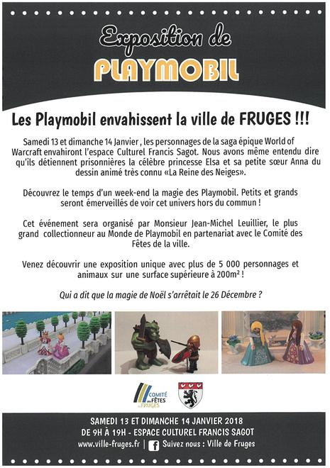 Affiche playmobil 2