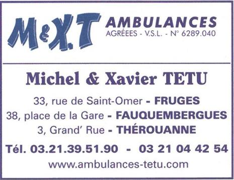 Pub Ambulance Tetu